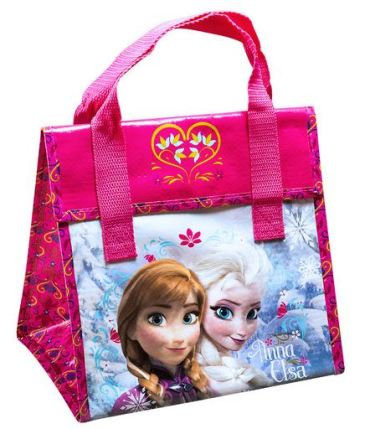 disney frozen lunch tote