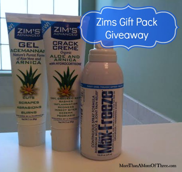 zims giveaway