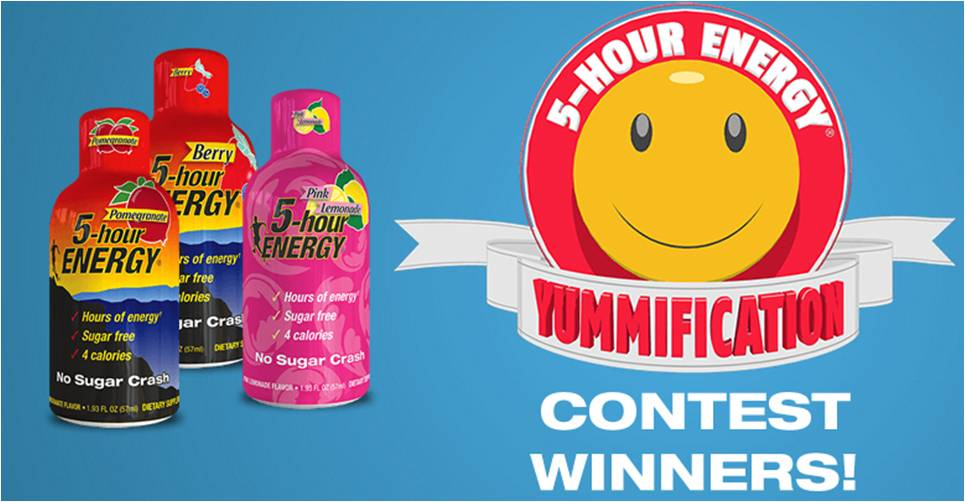 "5-hour ENERGY ® ""Yummification"""