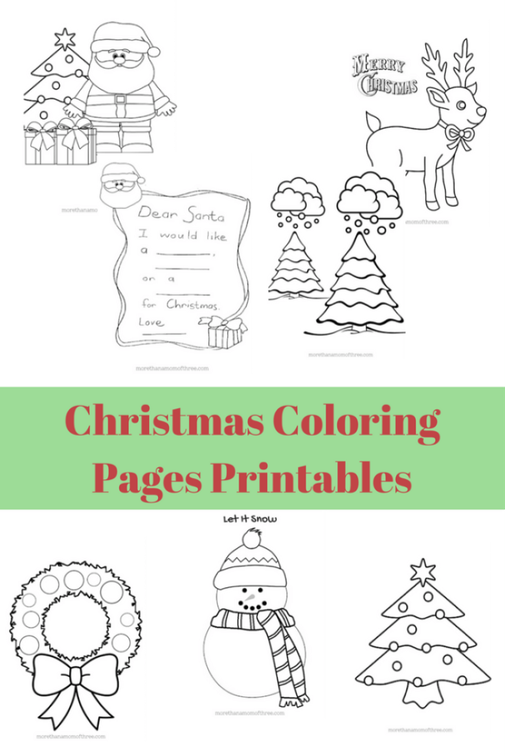 free coloring pages Archives - More Than A Mom Of Three