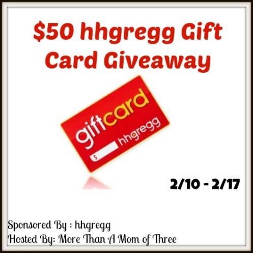 hhgregg gift card giveaway