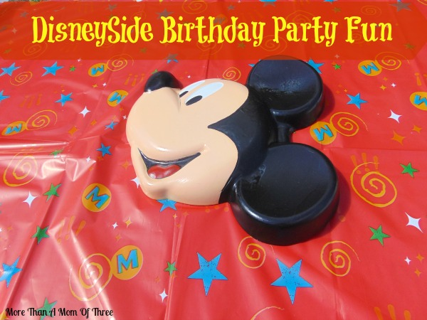 disney side party fun