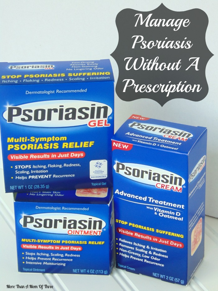 Manage Psoriasis Without A Prescription