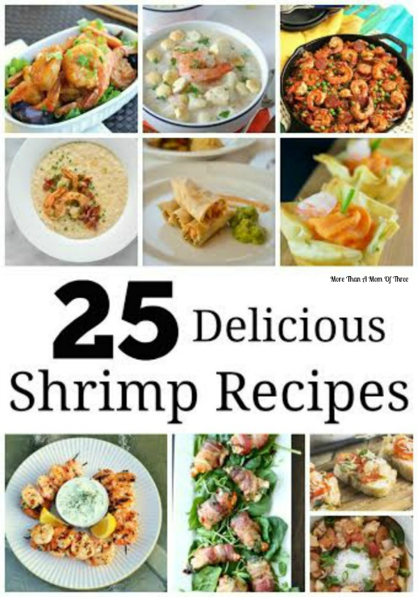 25 Delicious Shrimp Recipes