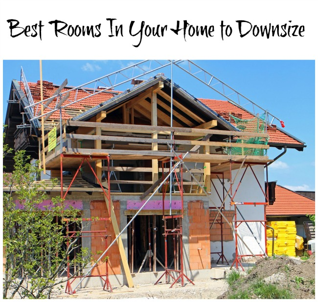 Best Rooms In Your Home to Downsize