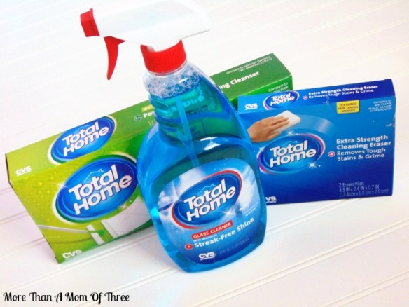 Total Home Cleaning Products from CVS