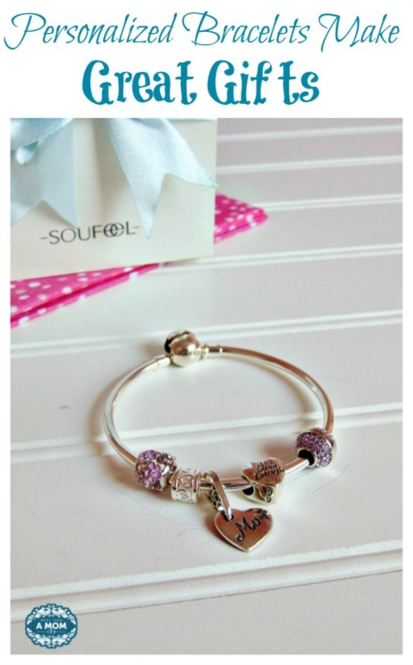 A Personalized Bracelet From SOUFEEL Make Great Gifts