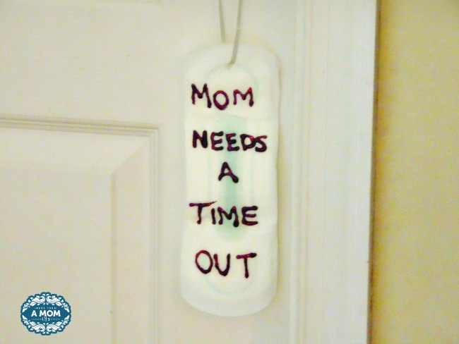 mom needs a time out