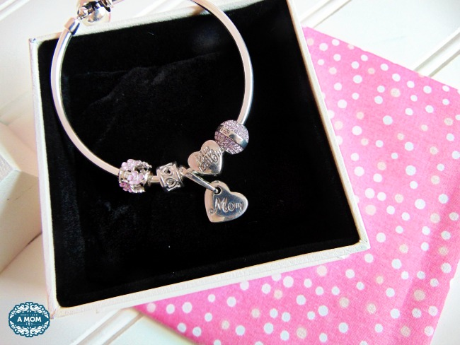 personalized charm bracelet from SOUFEEL