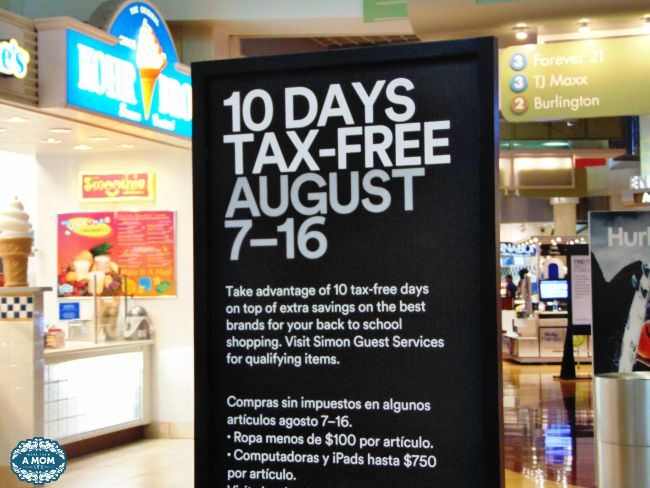 sawgrass mills tax free