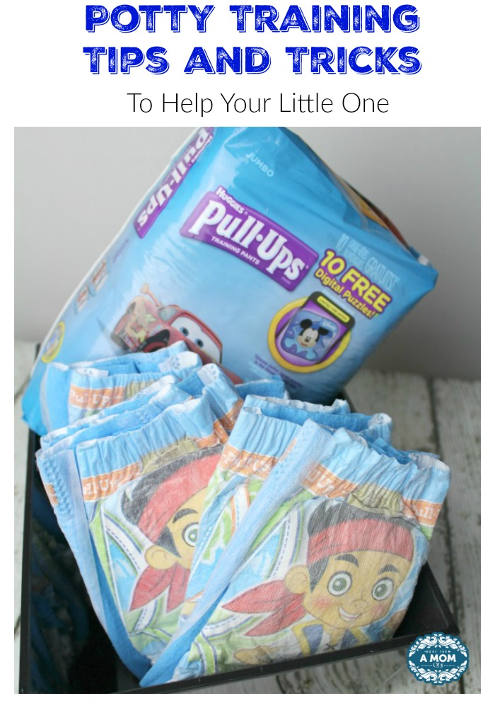 Potty Training Tips and Tricks To Help Your Little One