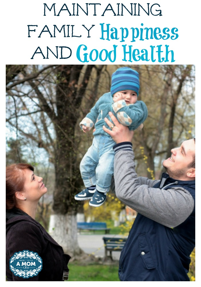 Maintaining Family Happiness and Good Health