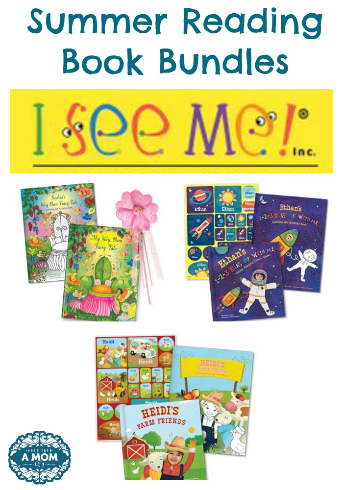 I See Me Book Bundles