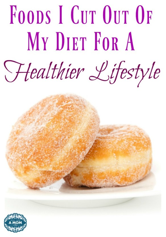 Foods I Cut Out Of My Diet For A Healthier Lifestyle