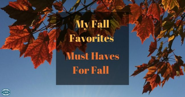 All The Things I am Loving This Fall
