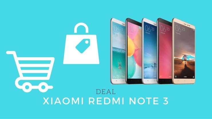 Limitiert: Xiaomi Note 3 Pro für 163,90 Euro mit Coupon