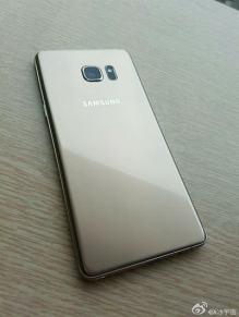 Galaxy Note 7 Bilder (Leak)