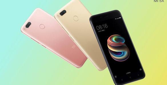 Xiaomi Mi 5X - Mittelklasse-Konkurrenz für das iPhone 7 Plus mit MIUI 9 ?
