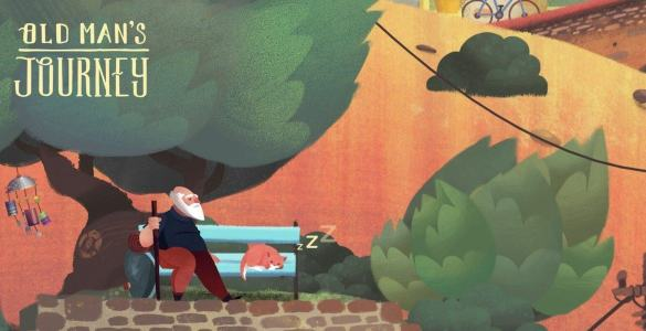 Nintendo Switch: Old Man's Journey ab 20.2.18 erhältlich