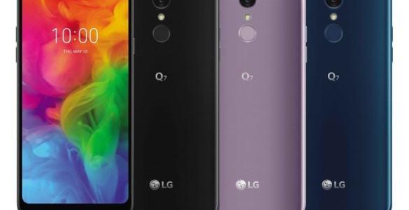 LG Q7 Release: drei Modelle ab Juni auch in Deutschland
