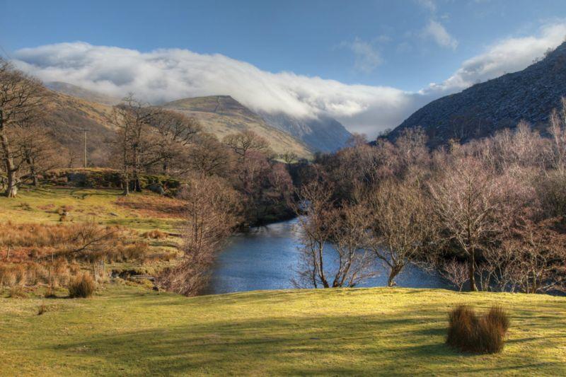 Wales Landscape  Aston Series