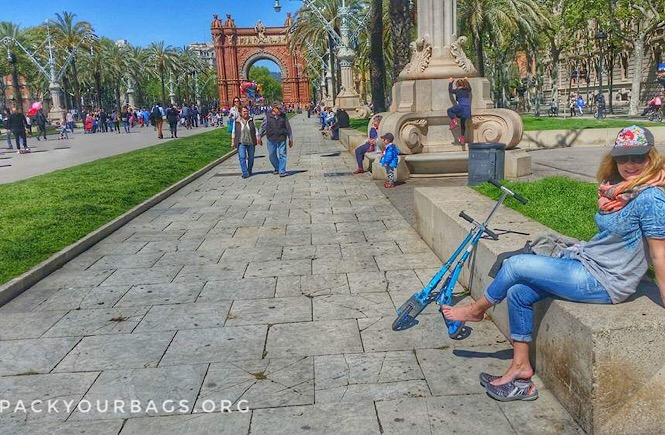 Travel Kids Tell All Barcelona Edition