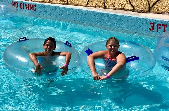 Jungle Rapids- kids activities in Wilmington NC