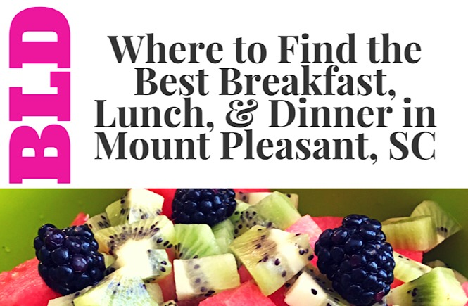 Best Places to Eat in Mt Pleasant SC