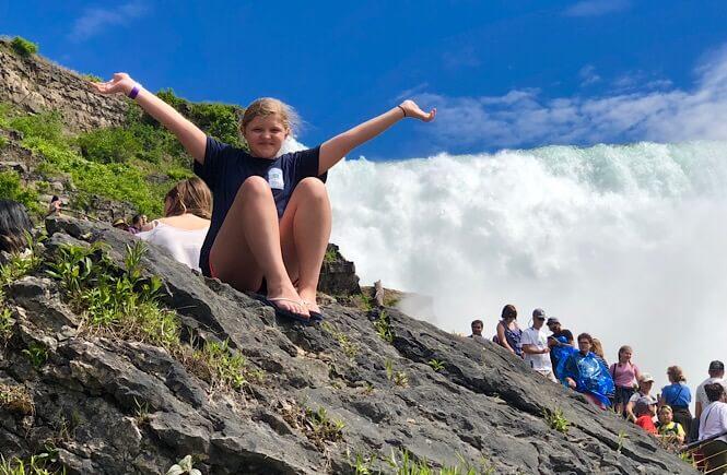 Summer Bucket list for teenage girls- Niagara Falls