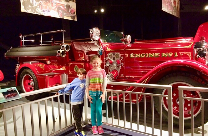 Top 10 Best things to do in Charleston SC with kids, tips featured by top US travel blog, More Than Main Street: north charleston fire museum