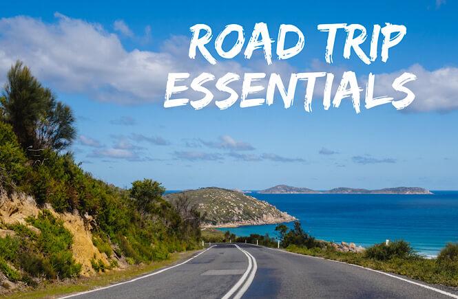 Family Road Trip Essentials (Plus FREE Printable!)