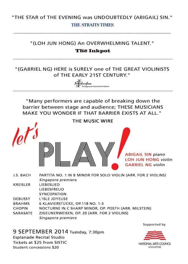 Play flyer back