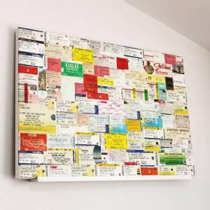 sku91-01-Your 'Favourite Ticket Stub' Artwork
