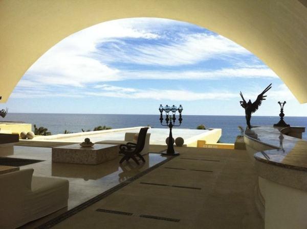 Reception Lobby of Secrets Marquis - Los Cabos