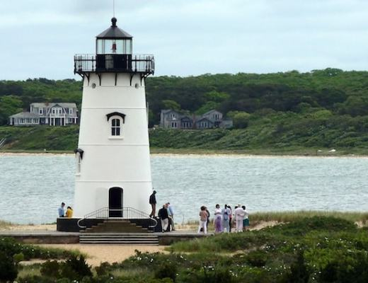 Edgartown Lighthouse on Martha's VIneyard