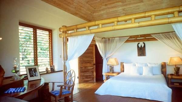 Ian Fleming Villa at GoldenEye in Jamaica