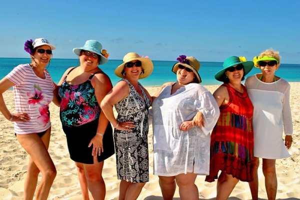 The Travel Ladies in Turks & Caicos