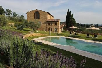 Quintess Villa in Florence