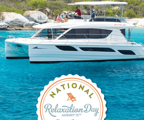 National Relaxation Day Sweepstakes