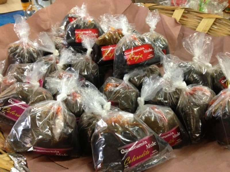 Moles for sale in Huatulco