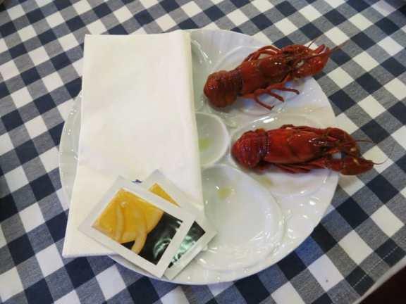 Tasty Crayfish