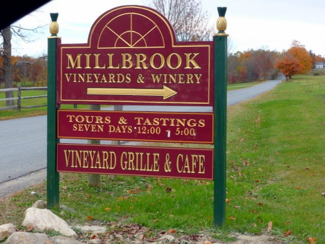 Scenes from Millbrook Winery, Millbrook, New York