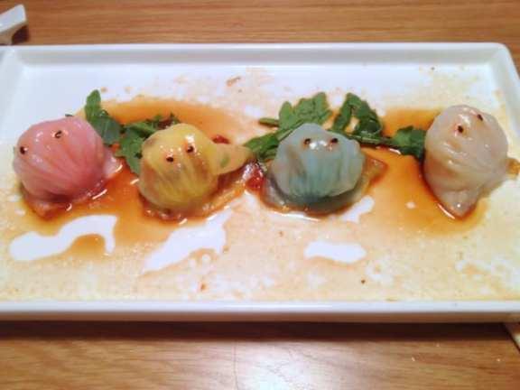 Pac-Man Dumplings
