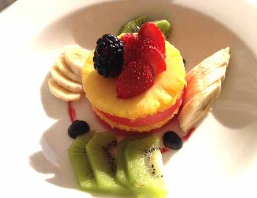 World's Best Breakfasts: Fruit Plate at Grand Velas Riviera Maya