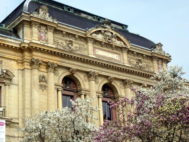 Celestins Theater in Lyon, France