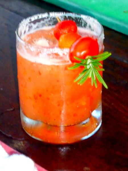 Tomato Margarita