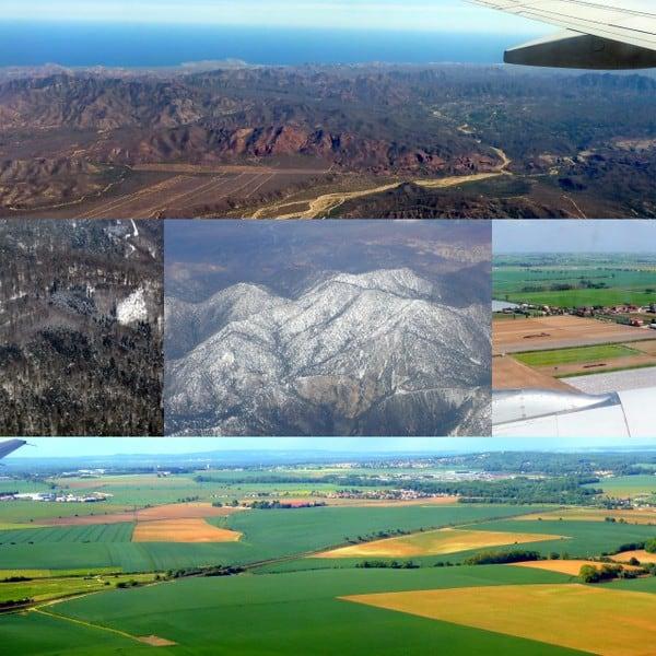 Landscapes (Los Cabos, Paris, Rome, Zurich, Rocky Mountains)