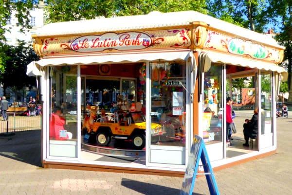 The popular carousel
