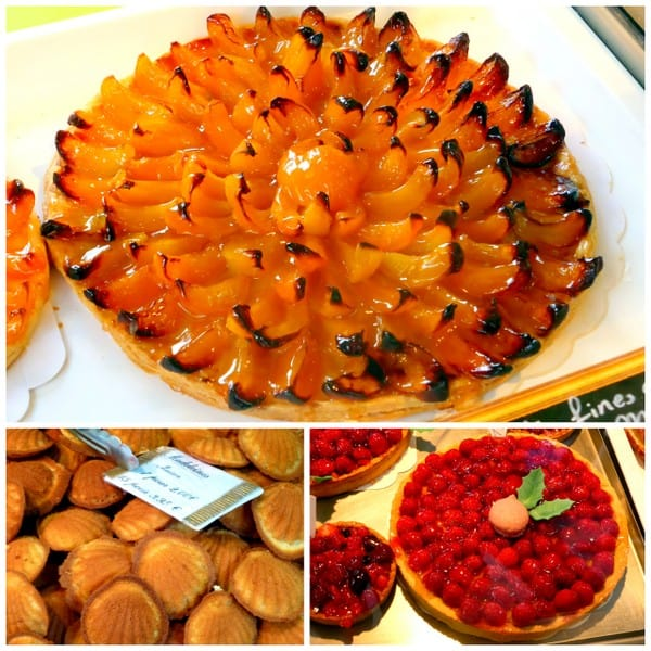 Dessert at Saint Antoine--and the memorable madeleines
