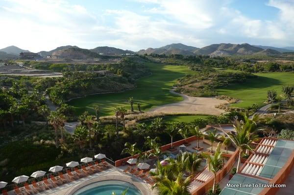 El Dorado golf course on the Corridor